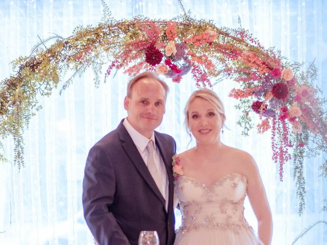 The wedding of Tara and Andrew