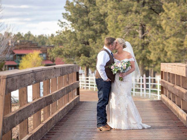 The wedding of Chris and Susan
