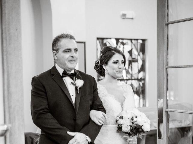 Jonathan and Sabrina's Wedding in Calverton, New York 12