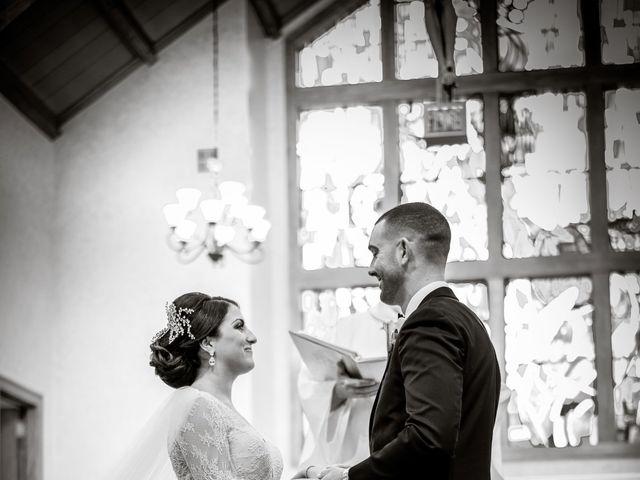 Jonathan and Sabrina's Wedding in Calverton, New York 14