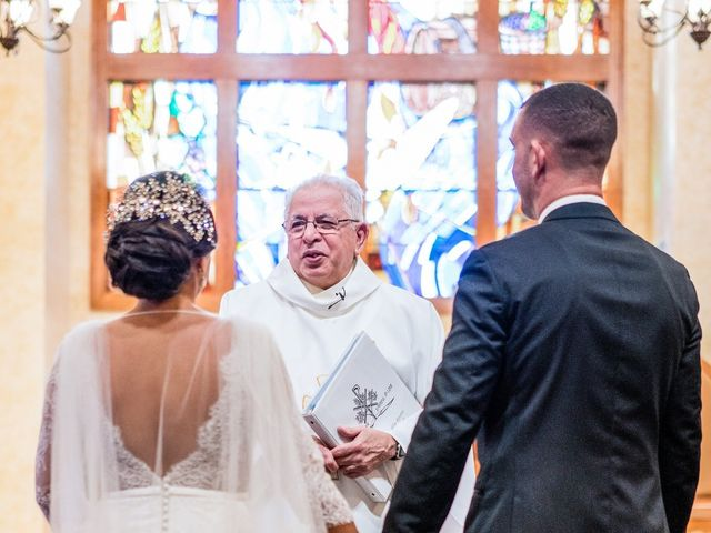 Jonathan and Sabrina's Wedding in Calverton, New York 15