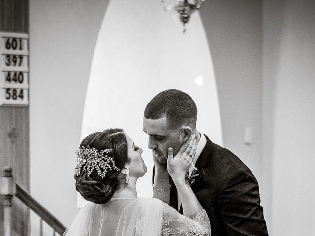 Jonathan and Sabrina's Wedding in Calverton, New York 16