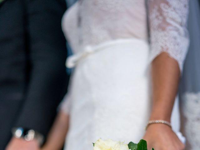 Jonathan and Sabrina's Wedding in Calverton, New York 19