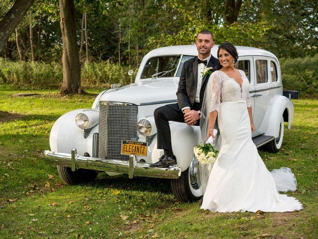 Jonathan and Sabrina's Wedding in Calverton, New York 25