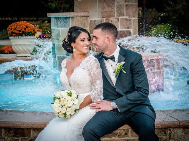 Jonathan and Sabrina's Wedding in Calverton, New York 28