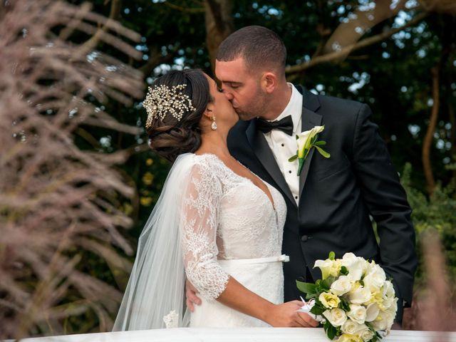 Jonathan and Sabrina's Wedding in Calverton, New York 32