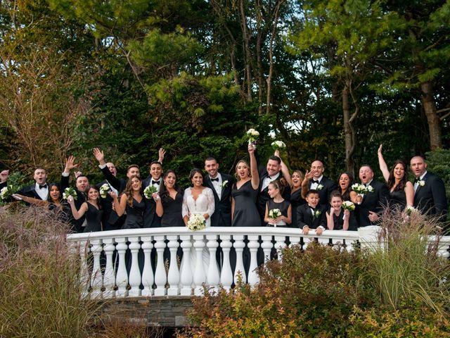 Jonathan and Sabrina's Wedding in Calverton, New York 38