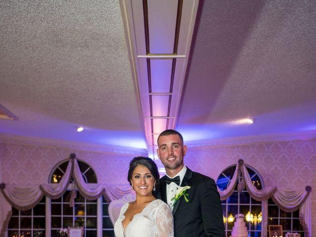 Jonathan and Sabrina's Wedding in Calverton, New York 39