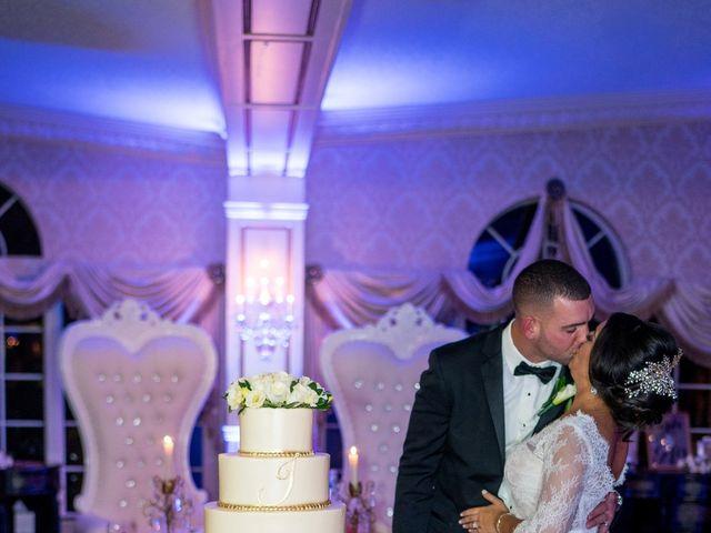 Jonathan and Sabrina's Wedding in Calverton, New York 43