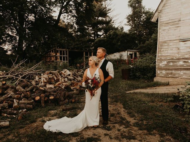 Marty and Jordan's Wedding in Northfield, Minnesota 12