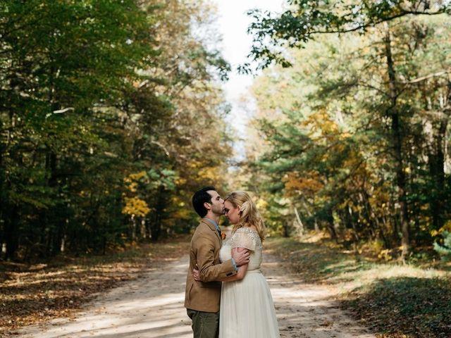 Megan and Jason's Wedding in Muskegon, Michigan 6