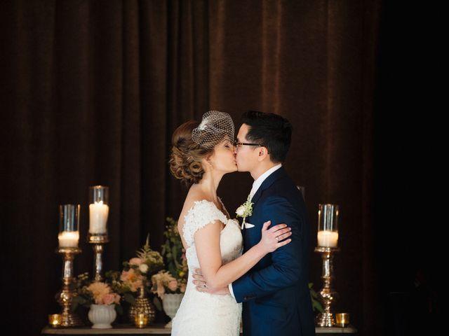 Genevieve and Alex's Wedding in Lake Dallas, Texas 9