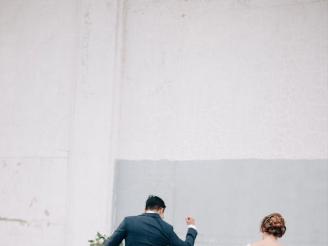 Genevieve and Alex's Wedding in Lake Dallas, Texas 11