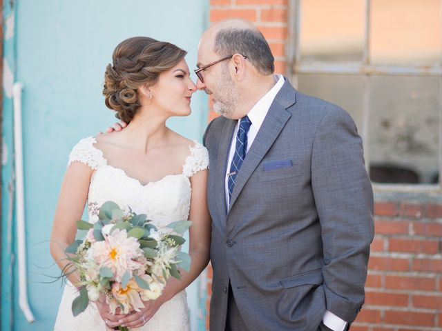 Genevieve and Alex's Wedding in Lake Dallas, Texas 4