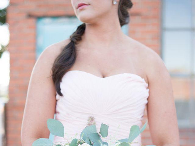 Genevieve and Alex's Wedding in Lake Dallas, Texas 6