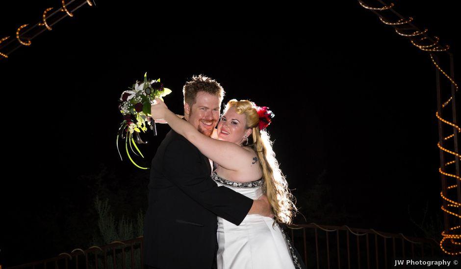 Zach and Tiffany's Wedding in Tucson, Arizona