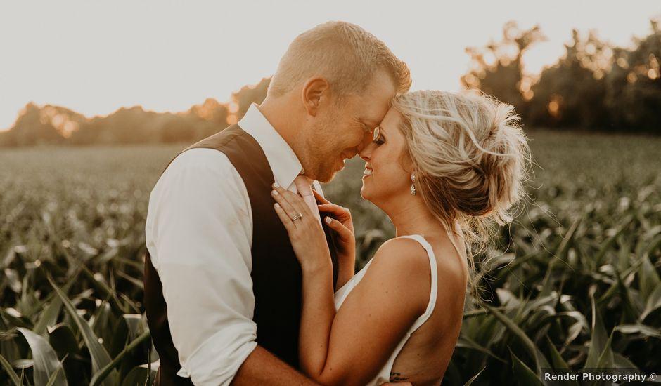 Marty and Jordan's Wedding in Northfield, Minnesota