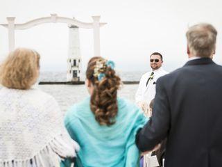 Renee and Hans's Wedding in Frankfort, Michigan 6