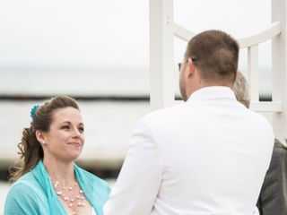 Renee and Hans's Wedding in Frankfort, Michigan 7