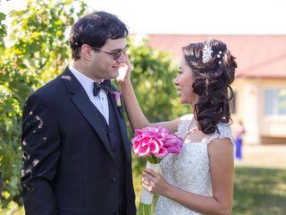 The wedding of Alex and Elaine 3