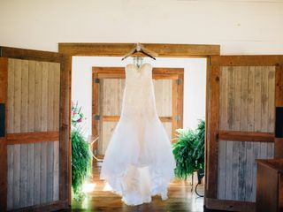 Hollie and Numan's Wedding in Marion, South Carolina 3