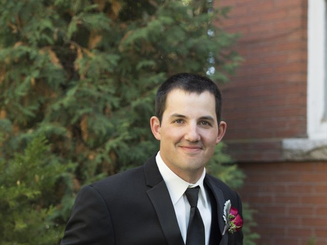 Kenda and Ethan's Wedding in Bozeman, Montana 6