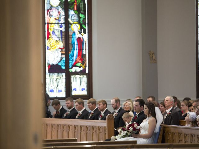 Kenda and Ethan's Wedding in Bozeman, Montana 10