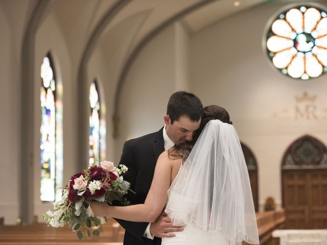 Kenda and Ethan's Wedding in Bozeman, Montana 7