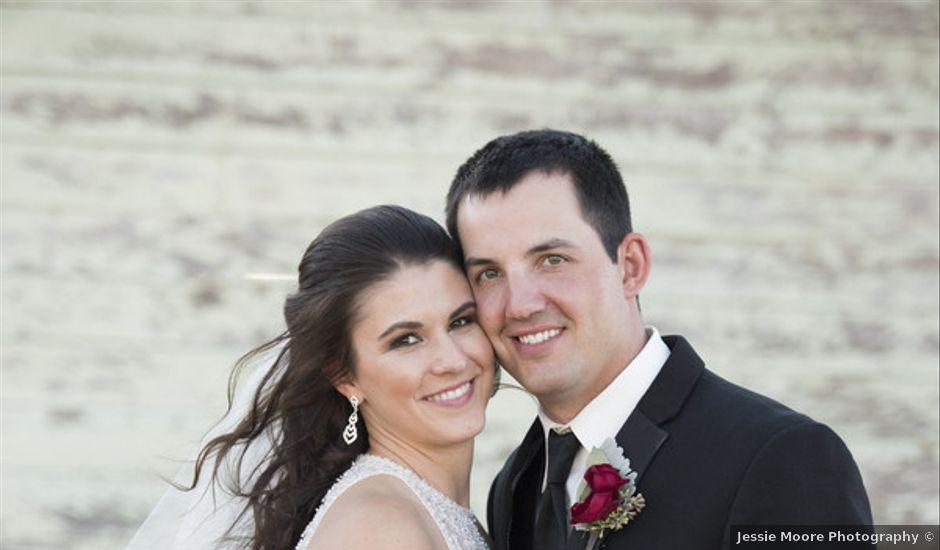 Kenda and Ethan's Wedding in Bozeman, Montana