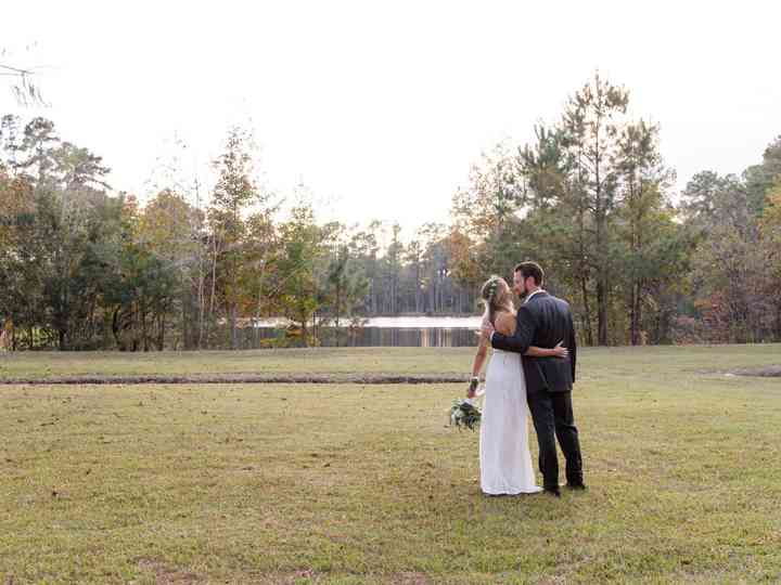 The wedding of Katie and Blake