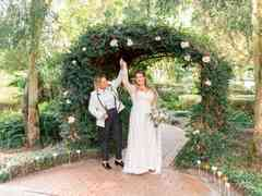The wedding of Tatiana and Jeannette 1