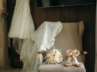 Rodney and Annie's Wedding in Bavaro, Dominican Republic 12