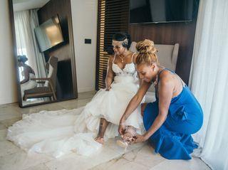 Rodney and Annie's Wedding in Bavaro, Dominican Republic 15