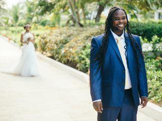 Rodney and Annie's Wedding in Bavaro, Dominican Republic 34