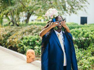 Rodney and Annie's Wedding in Bavaro, Dominican Republic 35