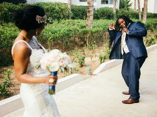 Rodney and Annie's Wedding in Bavaro, Dominican Republic 39