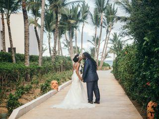 Rodney and Annie's Wedding in Bavaro, Dominican Republic 41