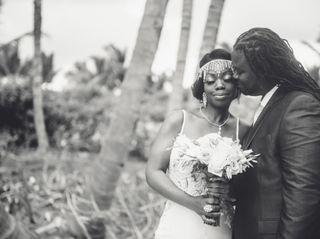 Rodney and Annie's Wedding in Bavaro, Dominican Republic 46