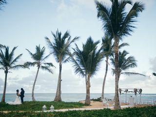 Rodney and Annie's Wedding in Bavaro, Dominican Republic 49