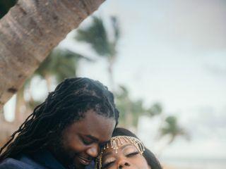 Rodney and Annie's Wedding in Bavaro, Dominican Republic 51