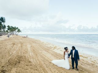 Rodney and Annie's Wedding in Bavaro, Dominican Republic 52