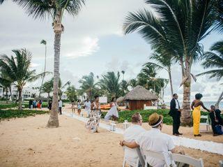 Rodney and Annie's Wedding in Bavaro, Dominican Republic 57