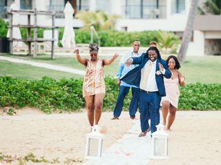 Rodney and Annie's Wedding in Bavaro, Dominican Republic 58