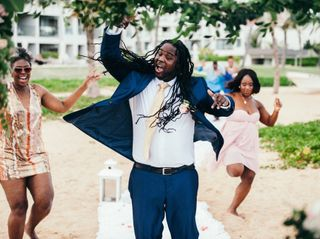 Rodney and Annie's Wedding in Bavaro, Dominican Republic 59