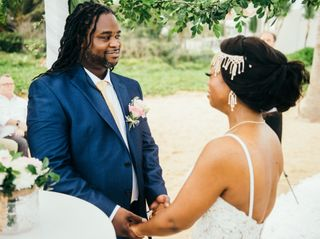 Rodney and Annie's Wedding in Bavaro, Dominican Republic 63