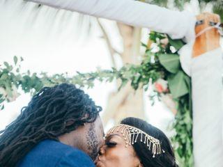Rodney and Annie's Wedding in Bavaro, Dominican Republic 70