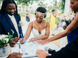 Rodney and Annie's Wedding in Bavaro, Dominican Republic 71