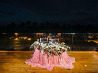 Rodney and Annie's Wedding in Bavaro, Dominican Republic 76