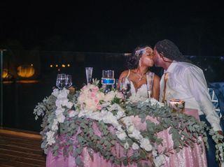 Rodney and Annie's Wedding in Bavaro, Dominican Republic 85