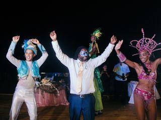 Rodney and Annie's Wedding in Bavaro, Dominican Republic 87